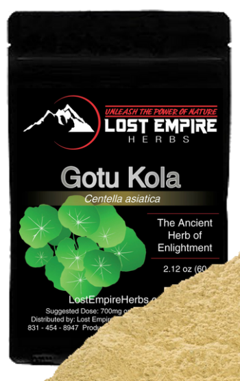 Gotu Kola by Lost Empire Herbs