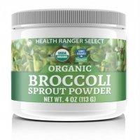 Organic Broccoli Sprout Powder