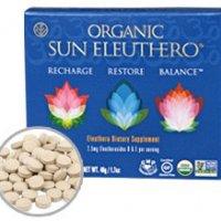 Sun Chlorella Organic Eleuthero