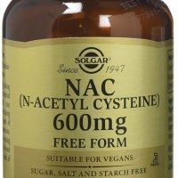 Solgar NAC (N-Acetyl Cysteine)