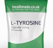L-Tyrosine by Intellimeds
