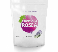 Rhodiola Rosea by Focus Supplements UK
