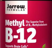 Methyl B12 by Jarrow