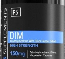 DIM (Diindolymethane with Black Pepper Extract)