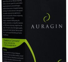 Auragin: Authentic Korean Red Ginseng