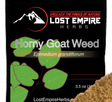Organic Horny Goat Weed