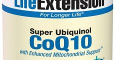 Ubiquinol CoQ10 with Enhanced Mitochondrial