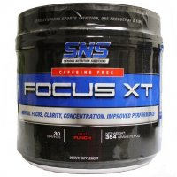 Focus XT by Serious Nutrition Solutions
