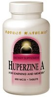 Huperzine A by Source Naturals