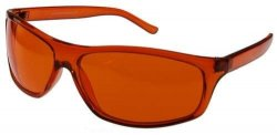 Orange Color Therapy Glasses