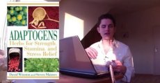 'Adaptogens' Book Review: Why Hepatoprotective Herbs are Essential for Biohackers