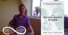 The Transhumanist Wager Review: A macro view of society in radical transition
